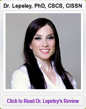 Dr. Anna Lepeley, Click to read Dr. Lepeley Review