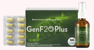 The Complete GenF20Plus system with Dail supplement and Oral Spray